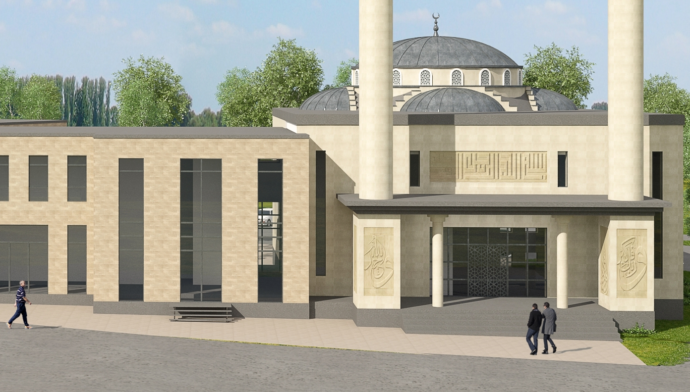 DITIB - Osman Gazi Moschee Monheim am Rhein
